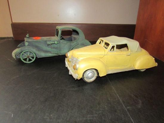 Vintage Look Car Décor