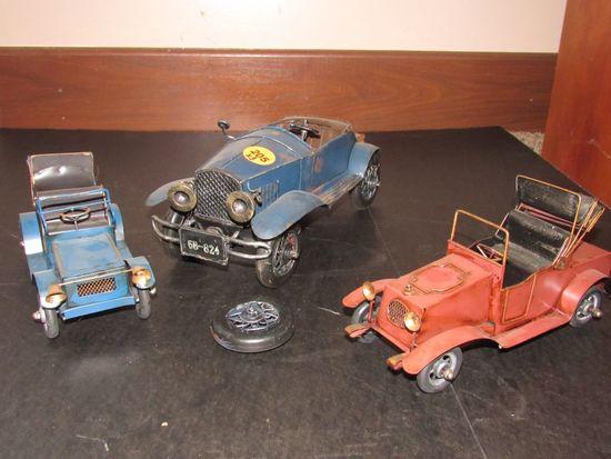 3-Piece Automobile Décor