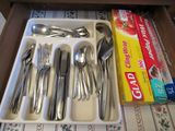 Flatware and kitchen utensils