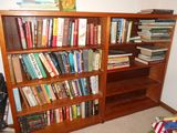 Large grouping of books