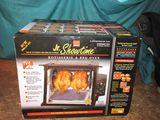 Rotisserie Barbecue Oven
