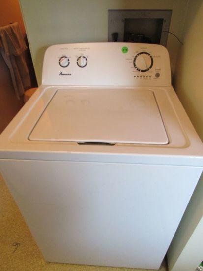 Amana Washing Machine