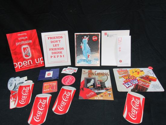 Coca Cola advertisement and more