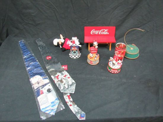 Coca Cola décor and more