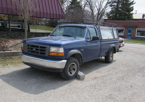 1996 Ford F150 Pick up Truck