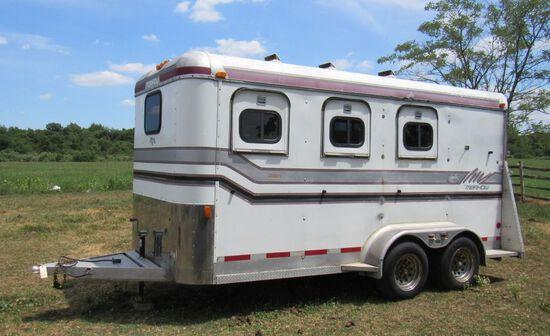 1992 Horse trailer