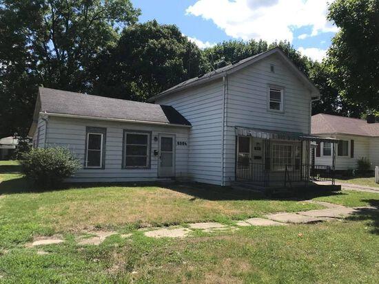 Duplex Home ~ 830 and 830 1/2 N. VanBuren Street, Auburn, Indiana