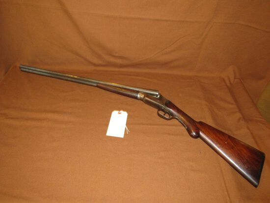 20 gauge double barrel shotgun