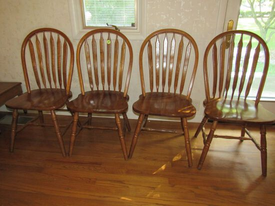 4 pc chair lot