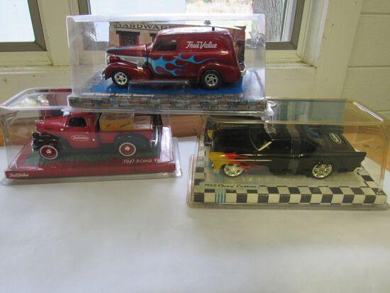 True Value Die Cast Cars