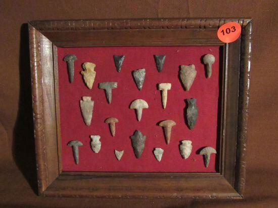 Arrowhead collection