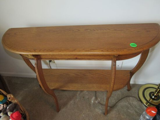 Hull table