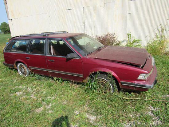 1994 Buick Century Wagon