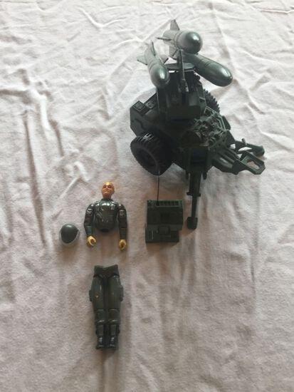 G.I. Joe MMS (Mobile Missile System)