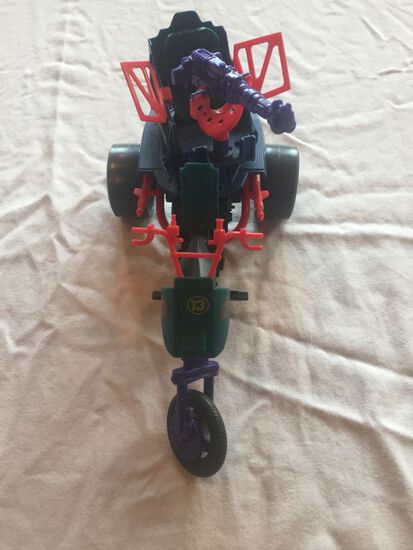 G.I. Joe Dreadnock Tri-Cycle