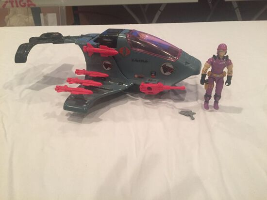 G.I. Joe Cobra Sea Ray
