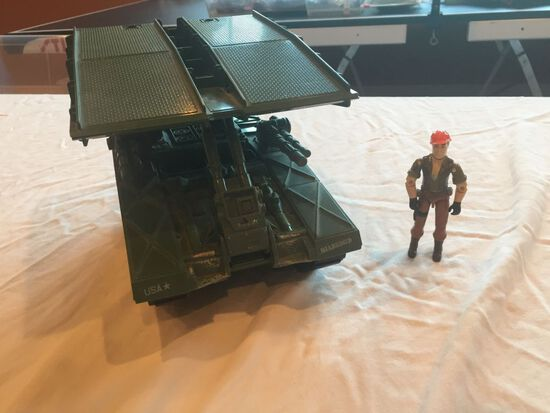 G.I. Joe Bridge Layer