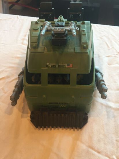 G.I. Joe Battle Bunker
