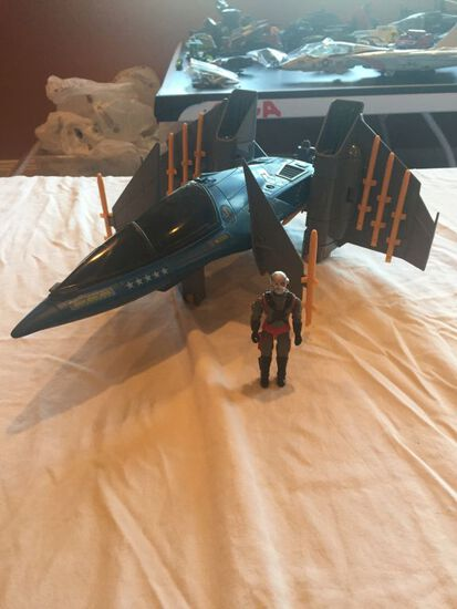 G.I. Joe Cobra Hurricane VTOL