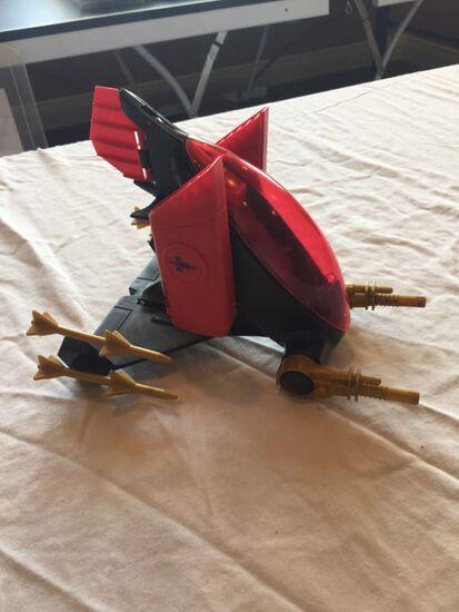 G.I. Joe A.G.P. , Cobra Stellar Stiletto and Cobra Pogo Ballistic Battle Ball
