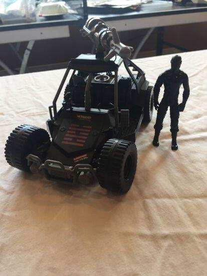G.I. Joe Retaliation Jeep, Retaliation H.I.S.S. Tank, and Retaliation Tread Ripper Tank
