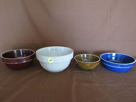 Crockery bowls