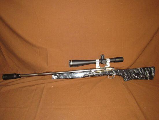 Custom BR -50 style 22 cal rifle