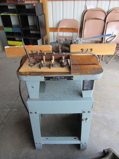 Delta wood shaper