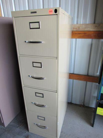 Anderson Hickey Company filing cabinet