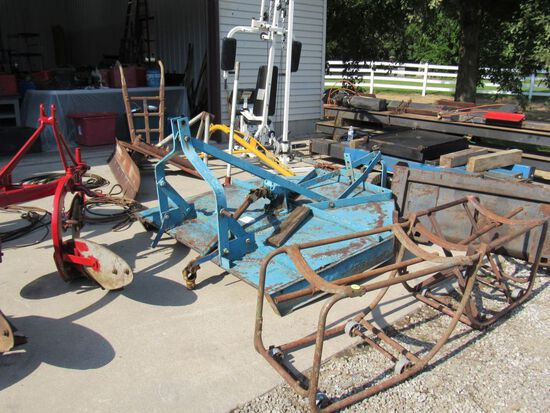 Nusbaum Shop Equipment Downsizing