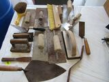 Trowels and more