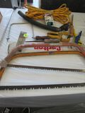 Bow saws and more