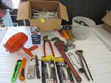 Pipe wrench and more