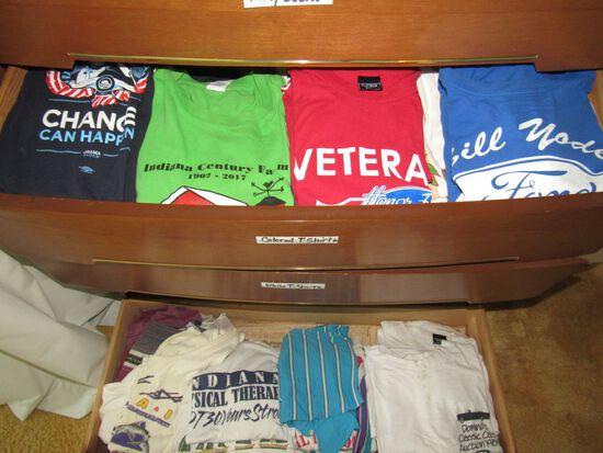 Newer t shirts and socks