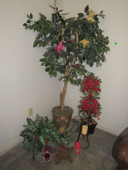 Artificial tree and more