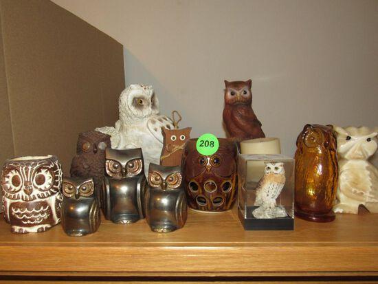Owl lot