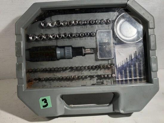 socket/screwdriver set