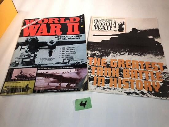 World War II Magazines