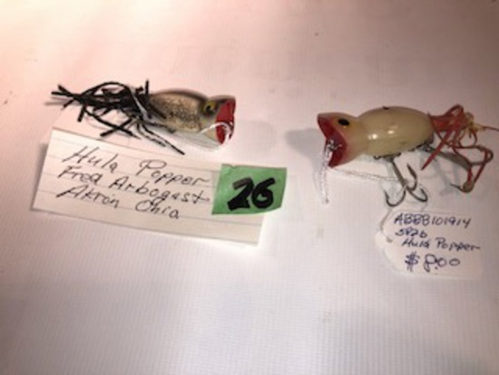 2 fishing Baits see picture for details