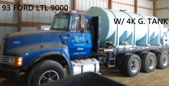 1993 FORD LTL 9000