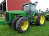 95 JD 8400 MFWD DSL. TRACTOR