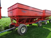 KILBROS 500 BOX ON KB 1280 12 TON GEAR,