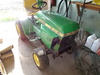 JD 212 RIDING LAWN TRACTOR