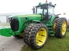 2004 JD 8420 MFWD TRACTOR