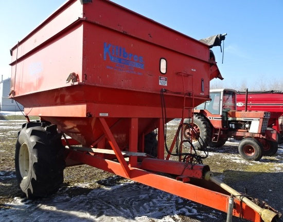 KILBROS 490 GRAIN CART