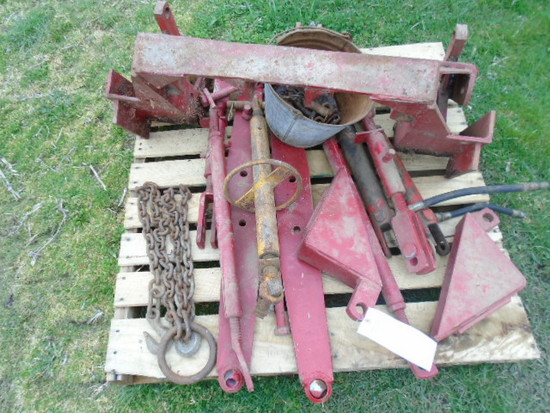 AFTERMARKET 3PT CONVERSION HITCH FOR 560 FARMALL