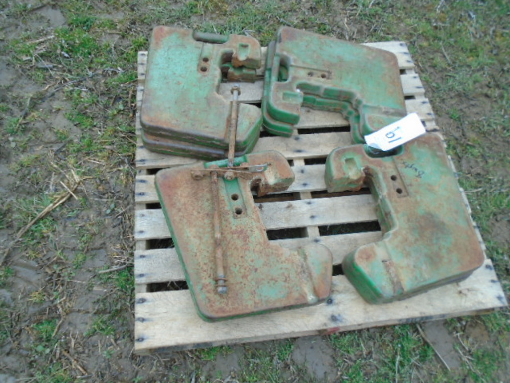 8 JD SUITCASE WEIGHTS SOLD BY THE PIECE