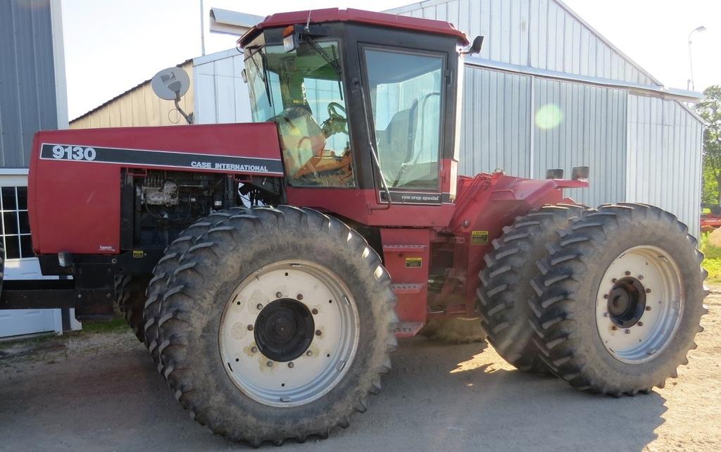 TIM & SUSAN BREASBOIS FARM AUCTION