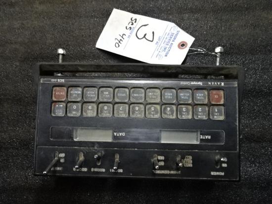 RAVEN SCS 440 ELECTRIC CAB CONTROL