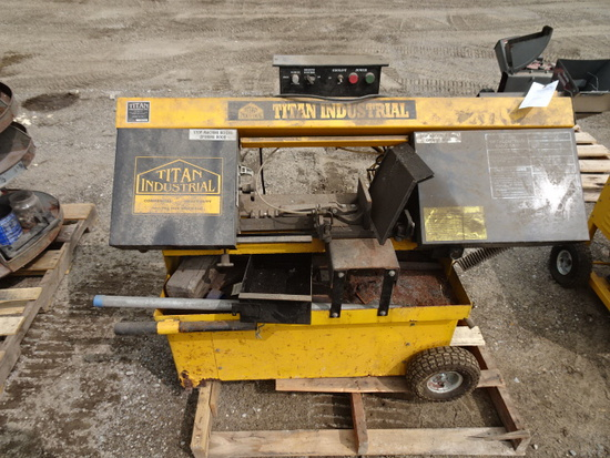 TITAN TS-200 WET BAND SAW
